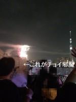 浅草花やしき屋上から隅田川花火大会を楽しむコツ
