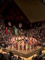 初めての相撲観戦は超ー楽しかったレポ@両国国技館